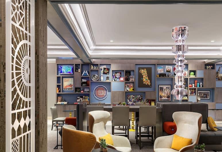 Hotel Versey Days Inn by Wyndham Chicago, Chicago, Lobby