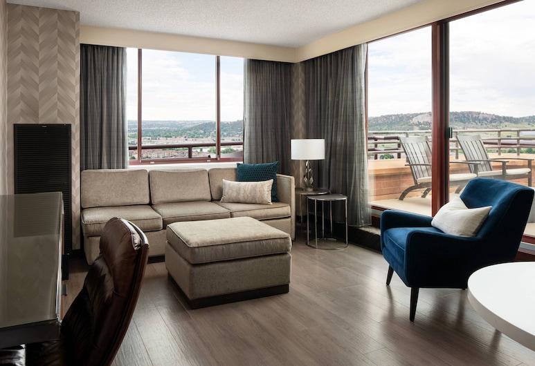 Colorado Springs Marriott, Colorado Springs, Guest Room