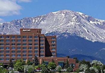 Foto do Colorado Springs Marriott em Colorado Springs