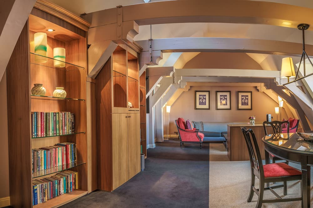 Suite Royal, 1 cama King size (Butler Service,Living & Dining Area) - Servicio de comidas en la habitación