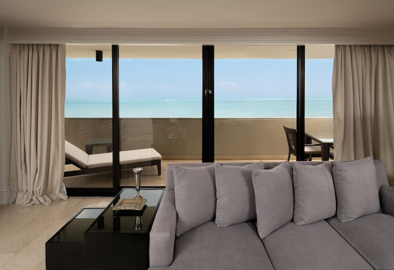 Sheraton Santo Domingo Hotel, Santo Domingo , Suite Presidensial, 1 kamar tidur, non-smoking, Kamar Tamu