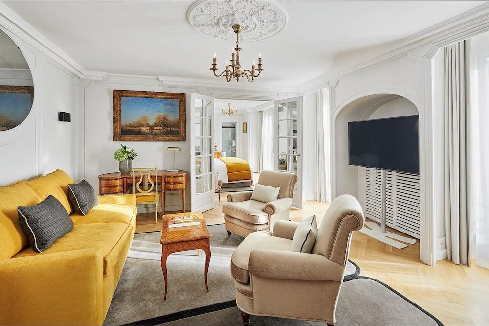 Rodinné apartmá - Obývací pokoj