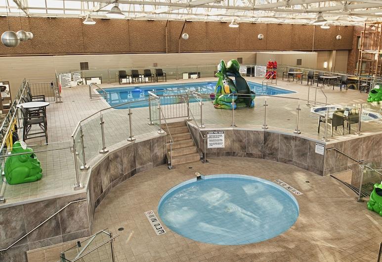 Holiday Inn Winnipeg-Airport West, Winnipeg, Pool