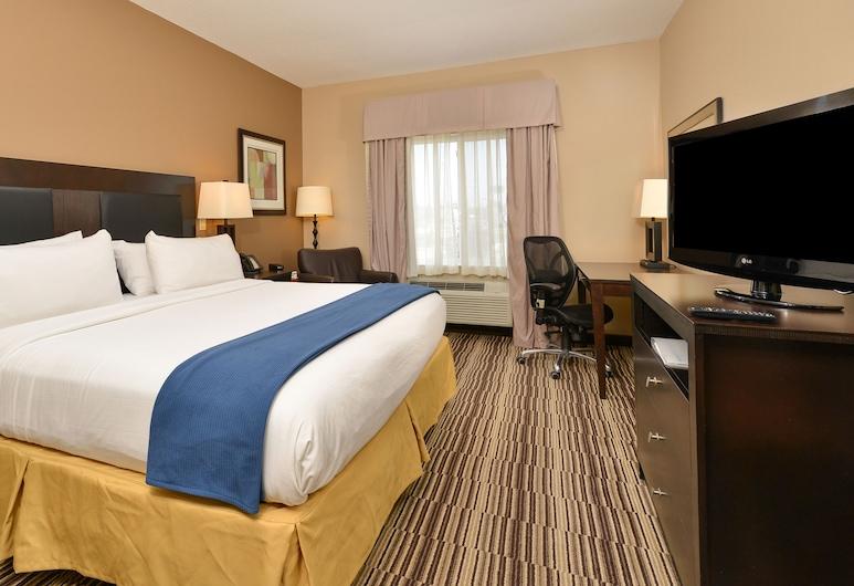 Holiday Inn Express Hotel & Suites Burlington, ברלינגטון, חדר אורחים