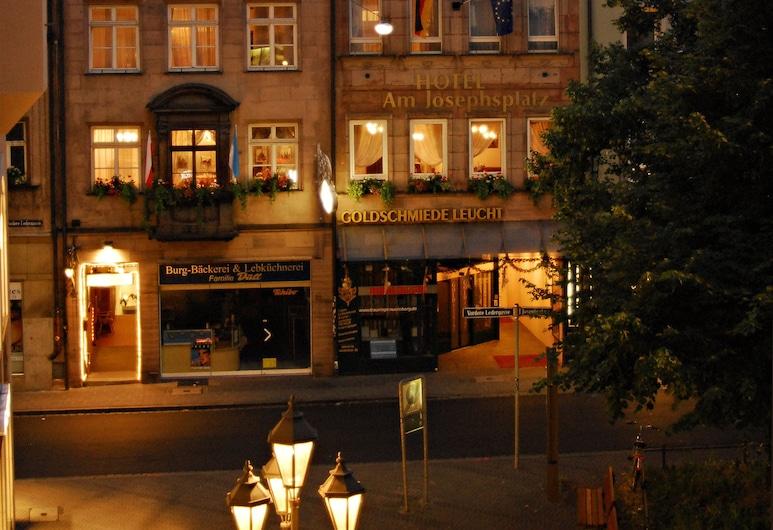Hotel am Josephsplatz, Nürnberg, Außenbereich