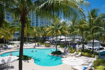 תמונה של Hilton Fort Lauderdale Marina בפורט לודרדייל