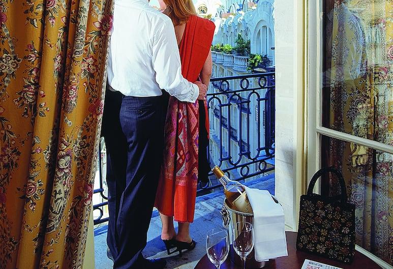 Victoria Palace Hotel Paris, Parigi, Camera Superior, 1 letto queen, vista città, Balcone