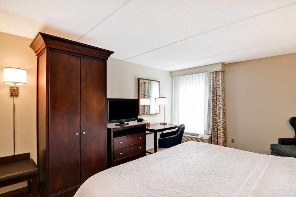 Room, 1 King Bed, Accessible, Bathtub - Guest Room