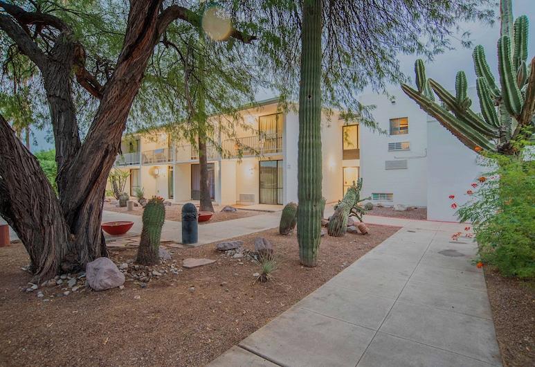 Motel 6 Tucson, AZ, Tusonas, Kiemas