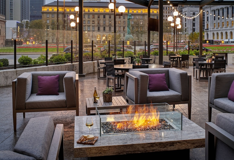Cleveland Marriott Downtown at Key Tower, קליבלנד, שטחי הנכס