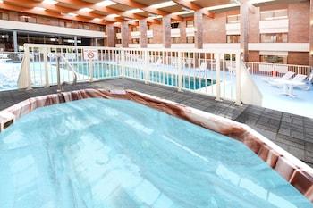 Nuotrauka: Ramada Hotel & Conference Center by Wyndham Lansing, Lansingas