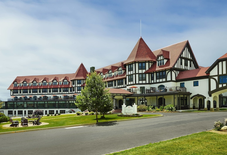 Algonquin Resort St Andrews by-the-Sea Autograph Collection, Сент-Эндрюс, Вид снаружи / фасад