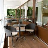 Standard Room, Terrace, Park View - Balcony
