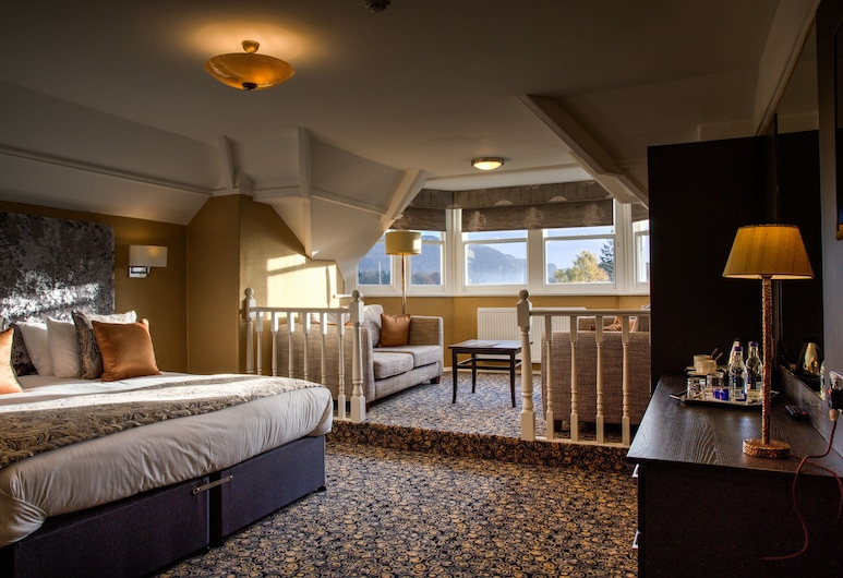 Keswick Country House Hotel, Keswick, Junior Suite, Guest Room
