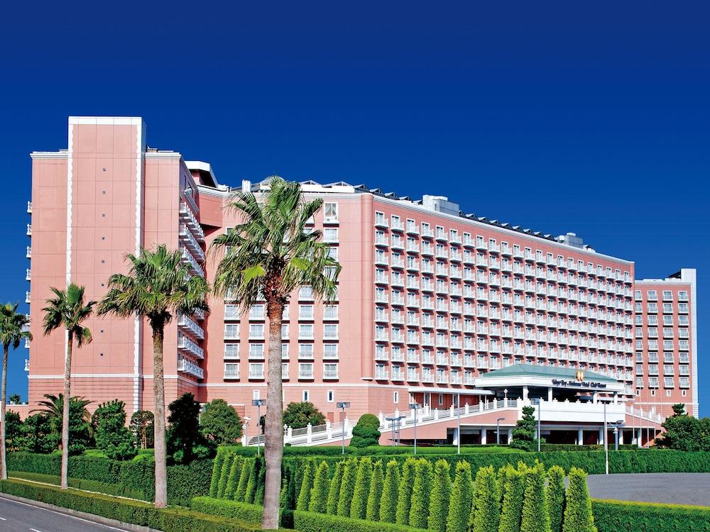 東京灣舞濱酒店俱樂部度假村, 浦安