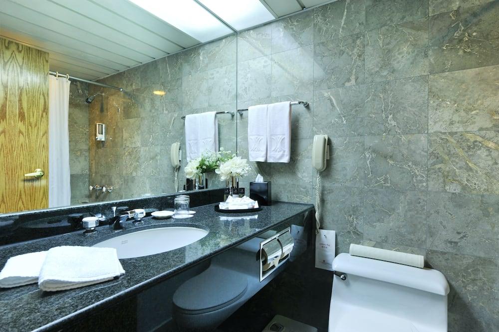 家庭房 - 浴室