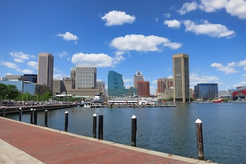 Enter your dates to get the Baltimore hotel deal