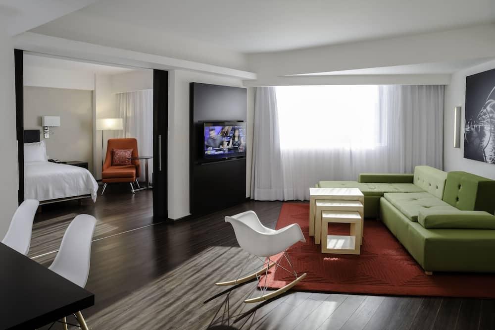 Apartmán typu Junior - Hosťovská izba