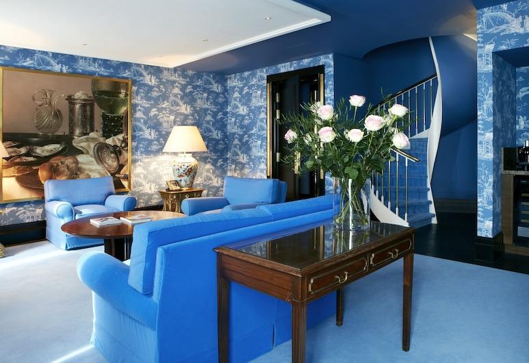 De L'Europe Amsterdam, Amsterdam, Executive Suite, 1 Bedroom (Prestige), Guest Room