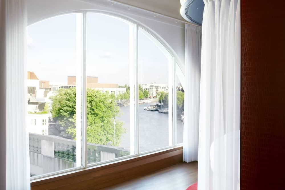 Дизайнерский люкс (Circle) - Зона гостиной