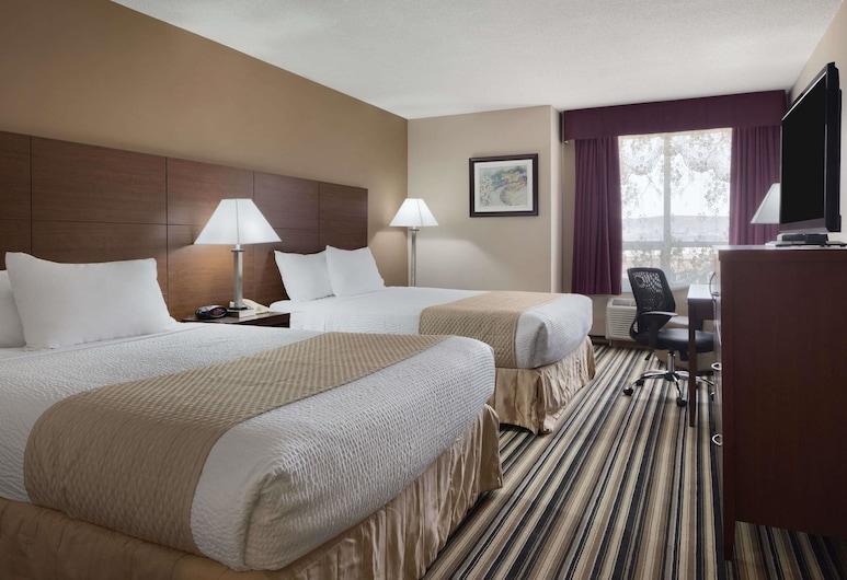دايز إن باي ويندام دالهاوزي, دالهوسي, غرفة - سريران مزدوجان - لغير المدخنين, غرفة نزلاء