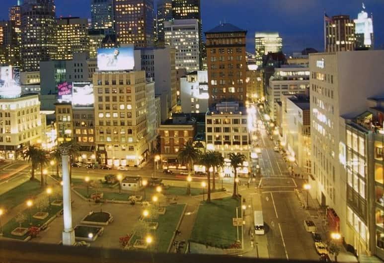 Taj Campton Place, San Francisco, View from Hotel