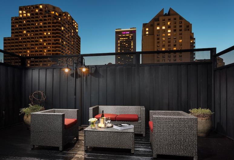 Hotel Union Square, San Francisco, Terrace/Patio