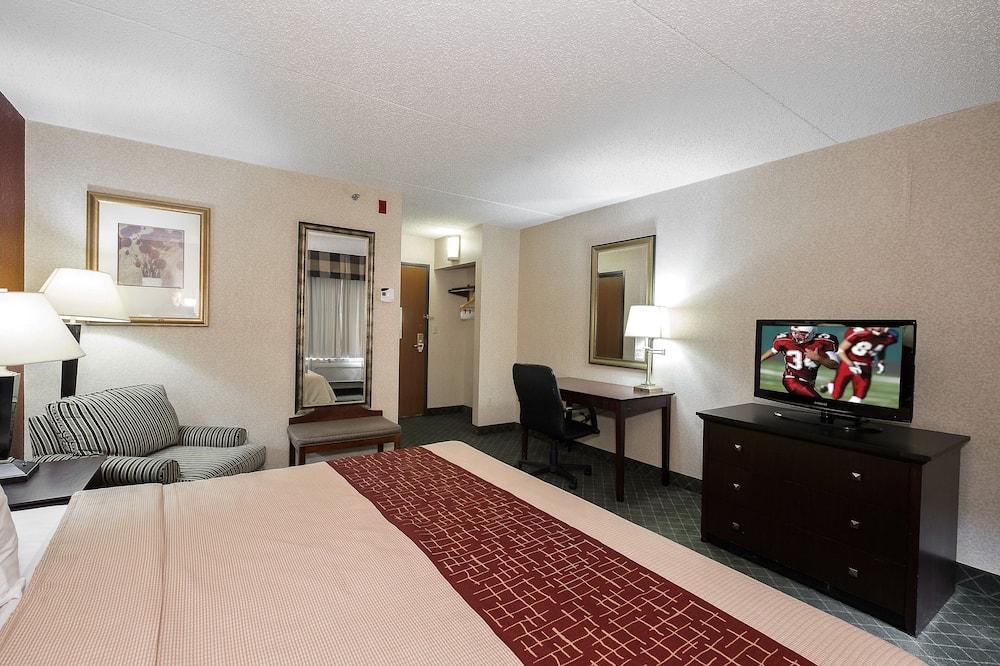 高級客房, 1 張特大雙人床, 吸煙房 - 客房