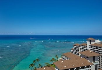 Enter your travel dates, check our Waikiki Beach last minute prices
