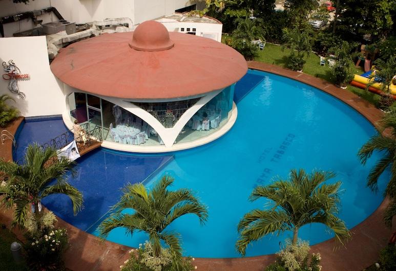 Hotel Maya Tabasco, Villahermosa, Kolam Renang