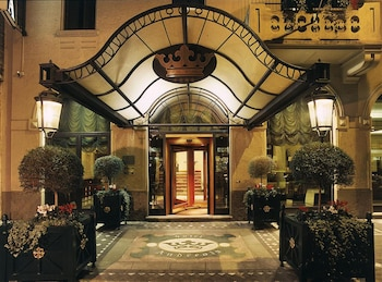 Nuotrauka: Andreola Central Hotel, Milanas