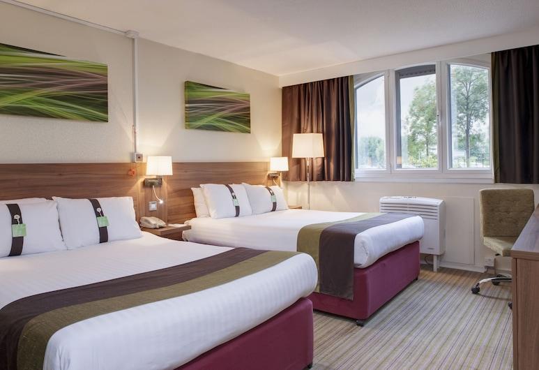 Holiday Inn Lincoln, Lincoln, Standardzimmer, 2Einzelbetten, Blick auf den Jachthafen, Zimmer