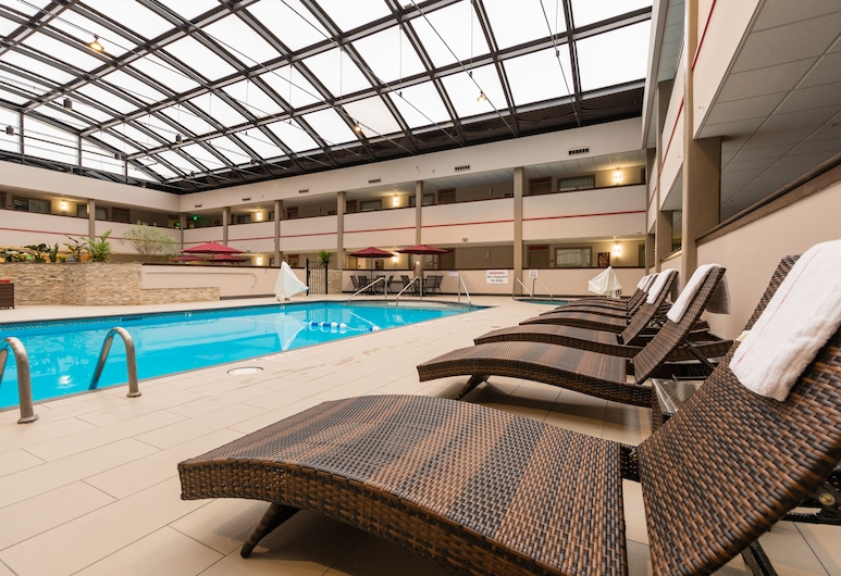 ベストウェスタン プレミア ミルウォーキー - ブルックフィールド ホテル & スイーツ, ブルックフィールド, 屋内プール