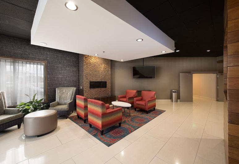Best Western Premier Milwaukee-Brookfield Hotel & Suites, Brukfildas, Poilsio zona vestibiulyje