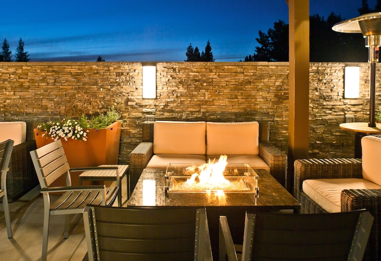 Hotel Strata, Mountain View, Terraza o patio