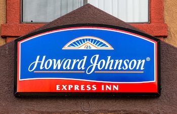 Williams — zdjęcie hotelu Howard Johnson by Wyndham Williams