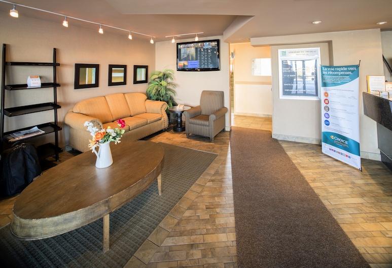 Quality Inn & Suites P.E. Trudeau Airport, Dorval