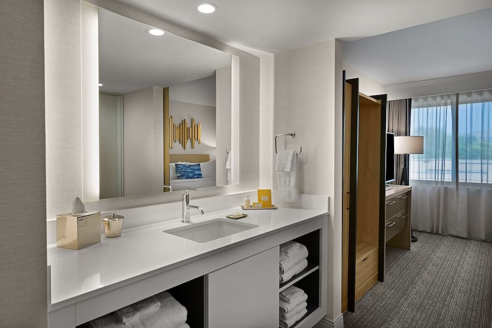 Suite Exécutive, 1 très grand lit - Salle de bain