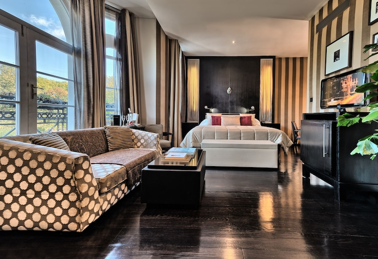 Baglioni Hotel London - The Leading Hotels of the World, London, Royal-Suite, Zimmer