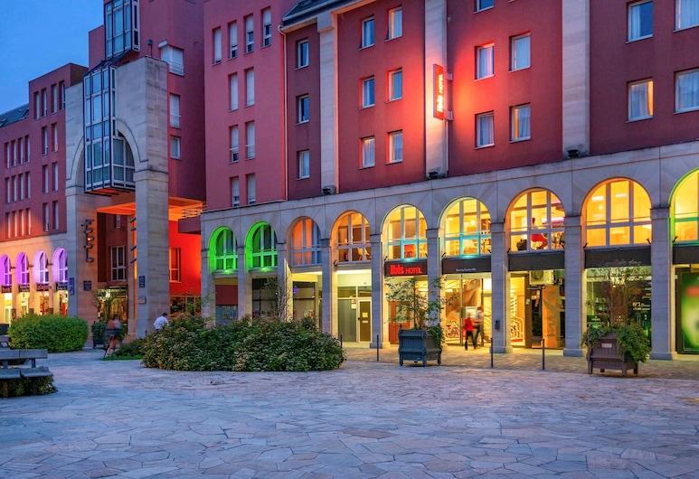 宜必思艾佩纳中央维勒酒店, Epernay, 酒店外部