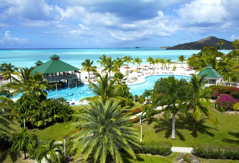 Jolly Beach Resort & Spa - All Inclusive, Jolly Harbour