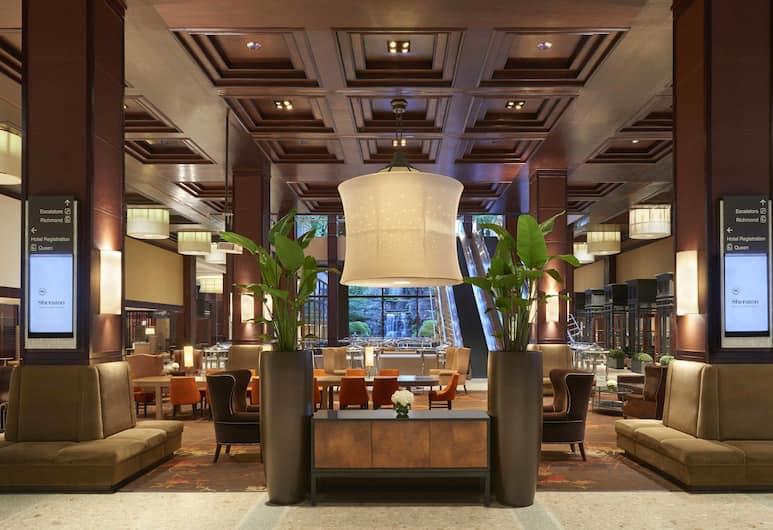 Sheraton Centre Toronto Hotel, Toronto, Lobby