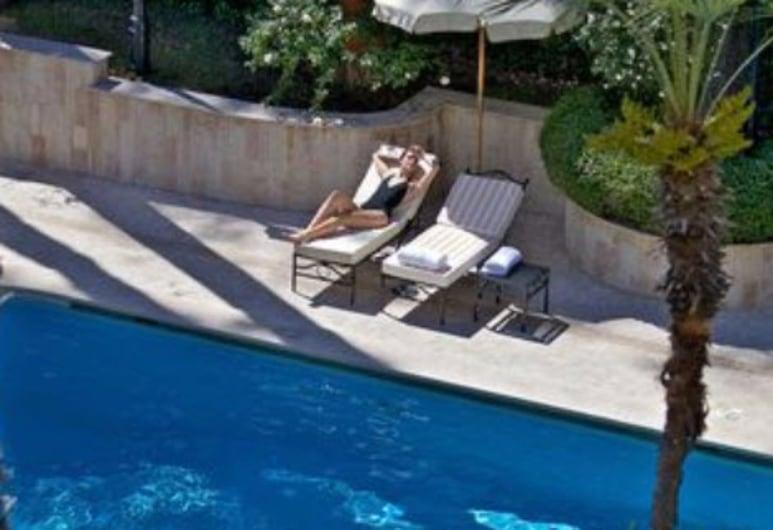 Aldrovandi Villa Borghese, Rome, Outdoor Pool