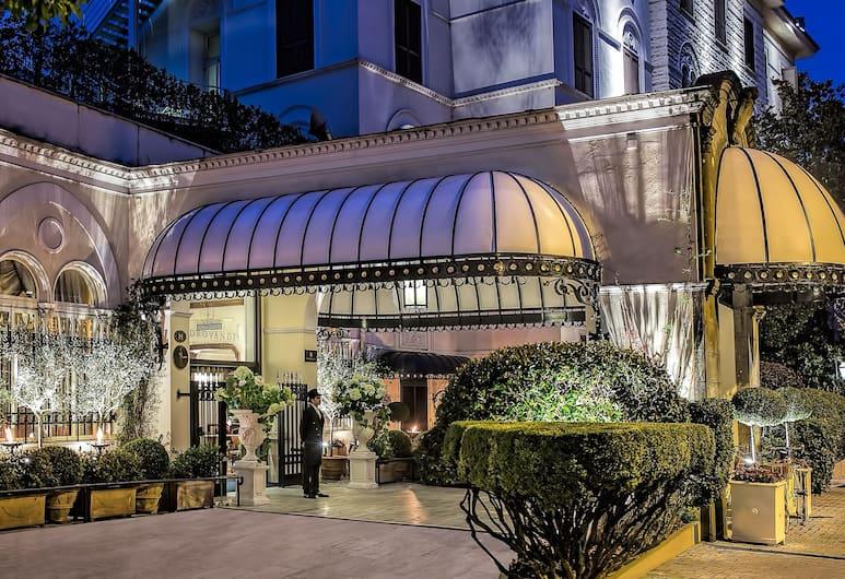 Aldrovandi Villa Borghese, Rome, Façade de l'hôtel - Soir/Nuit