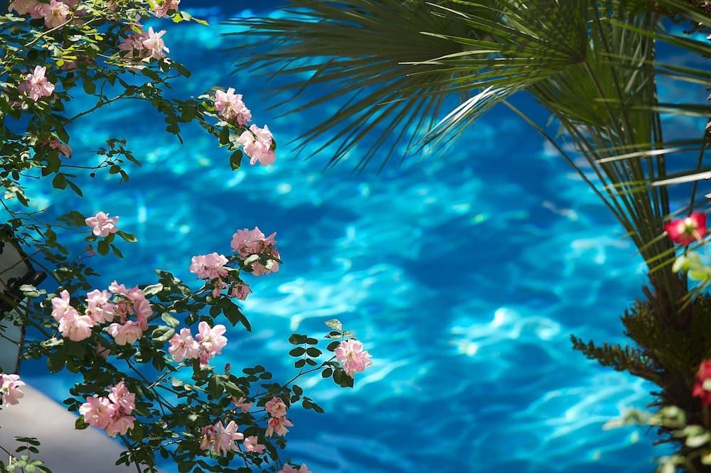 Habitación doble, vista a la piscina (Prestige) - Alberca al aire libre
