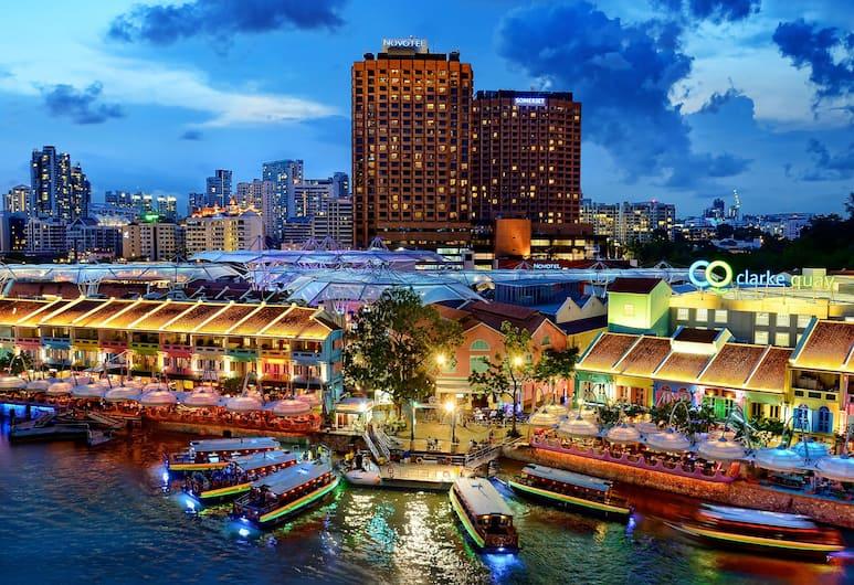 Novotel Singapore Clarke Quay, Singapura, Pemandangan Udara