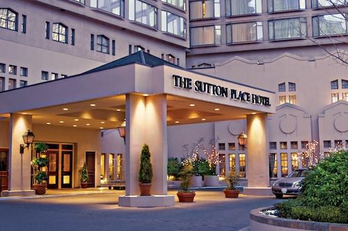 溫哥華蘇頓普萊斯酒店/