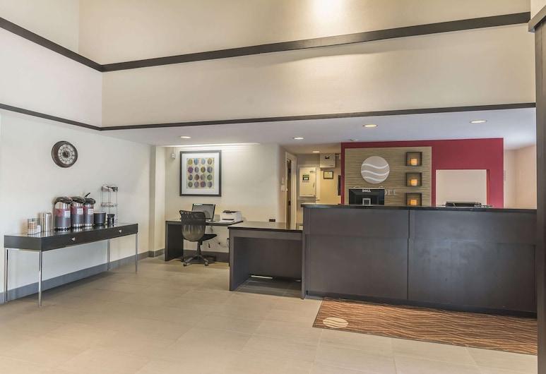 Comfort Inn Belleville, בלוויל, לובי