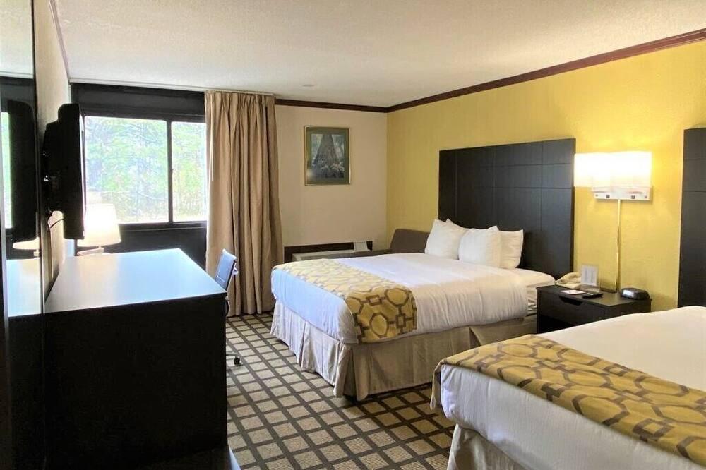 Habitación, 2 camas Queen size, con acceso para silla de ruedas, para no fumadores - Habitación