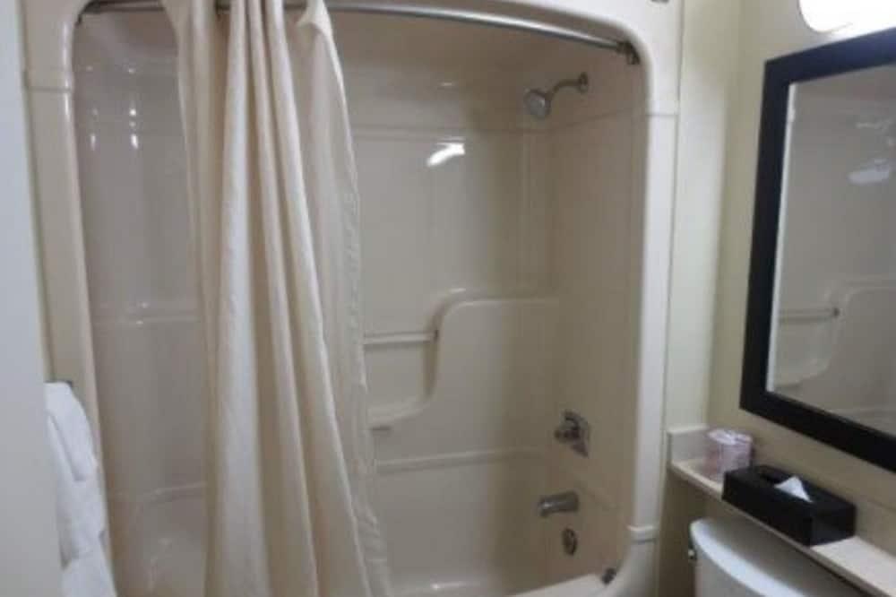 Standard Room, 1 Katil Ratu (Queen) dengan Katil Sofa, Non Smoking - Bilik mandi
